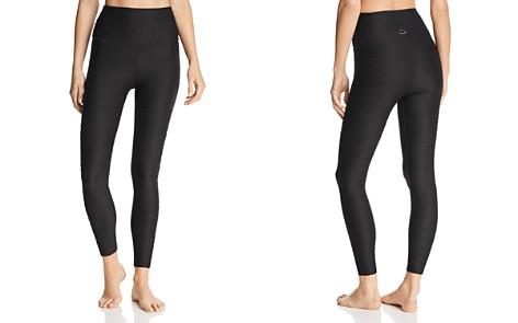 Beyond Yoga Influx High-Waist Textured Leggings - Bloomingdale's_2