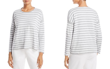 Eileen Fisher Reversible Top - Bloomingdale's_2