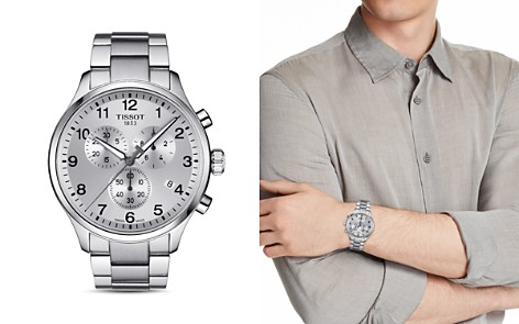 Tissot Chrono XL Classic Chronograph, 45mm - Bloomingdale's_2