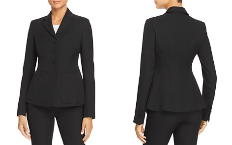 Burberry Landow Wool Blazer - Bloomingdale's_2