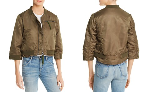 Doma Layered-Look Bomber Jacket - Bloomingdale's_2