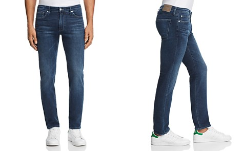 S.M.N Studio Hunter Tapered Slim Fit Jeans in Atlas - 100% Exclusive - Bloomingdale's_2