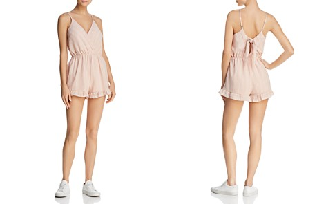 PPLA Mooney Striped Romper - 100% Exclusive - Bloomingdale's_2