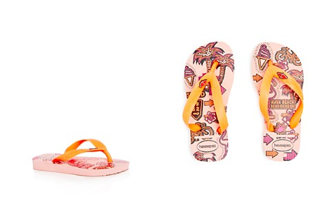 havaianas Girls' Fantasy Flip-Flops - Walker, Toddler, Little Kid - Bloomingdale's_2