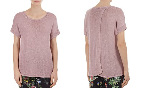 Gerard Darel Ficele Crossover-Back Sweater - Bloomingdale's_2