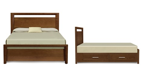 Bloomingdale's Artisan Collection Bromley Queen Storage Bed_2