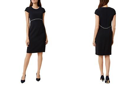 HOBBS LONDON Christine Piped Dress - Bloomingdale's_2