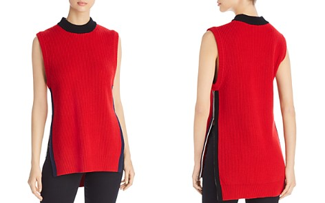 Burberry Knox Color Block Top - Bloomingdale's_2