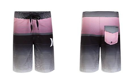 Hurley Boys' Gradient Striped Board Shorts - Big Kid - Bloomingdale's_2