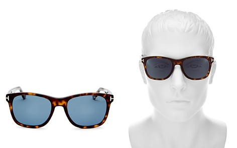 Tom Ford Men's Eric Square Sunglasses, 55mm - Bloomingdale's_2