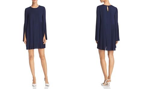 Elizabeth and James Violetta Pleated Georgette Dress - Bloomingdale's_2