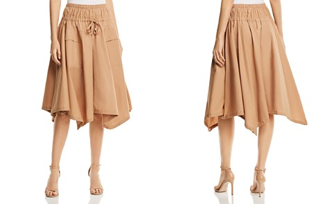 Donna Karan New York Pull-On Trapeze Skirt - Bloomingdale's_2