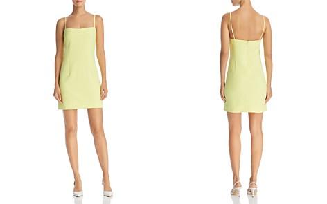 MILLY Mini Slip Dress - Bloomingdale's_2