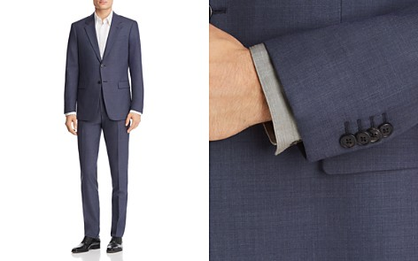 Theory Sharkskin Slim Fit Suit Separates - Bloomingdale's_2