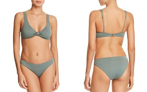 Eberjey So Solid Calysta Bikini Top & So Solid Annia Bikini Bottom - Bloomingdale's_2