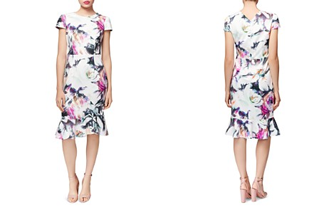 Betsey Johnson Floral Scuba Dress - Bloomingdale's_2