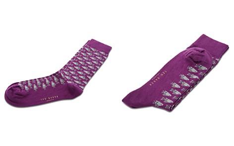 Ted Baker Fiofro Fish Socks - Bloomingdale's_2