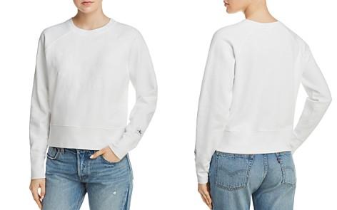 Calvin Klein Bonded Logo Sweatshirt - Bloomingdale's_2