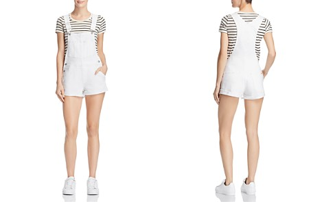 Joe's Jeans Denim Shortalls in Nicky - Bloomingdale's_2