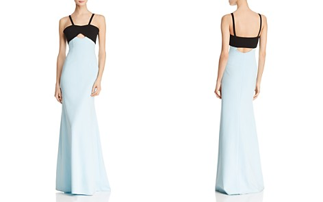 Jill Jill Stuart Color-Block Mermaid Gown - Bloomingdale's_2
