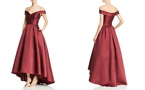 Avery G Off-the-Shoulder Ball Gown - Bloomingdale's_2
