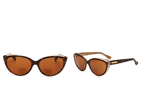 Corinne Mccormack Anita Cat Eye Reader Sunglasses, 54mm - Bloomingdale's_2