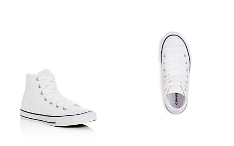 Converse Girls' Chuck Taylor All Star Crochet High Top Sneakers - Toddler, Little Kid, Big Kid - Bloomingdale's_2