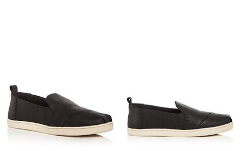 TOMS Women's Deconstructed Alpargata Leather Flats - Bloomingdale's_2