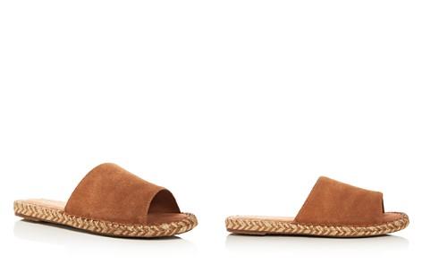 TOMS Women's Clarita Suede Espadrille Slide Sandals - Bloomingdale's_2