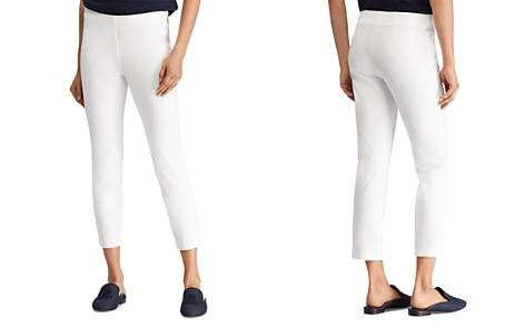 Lauren Ralph Lauren Stretch Twill Skinny Crop Pants - Bloomingdale's_2
