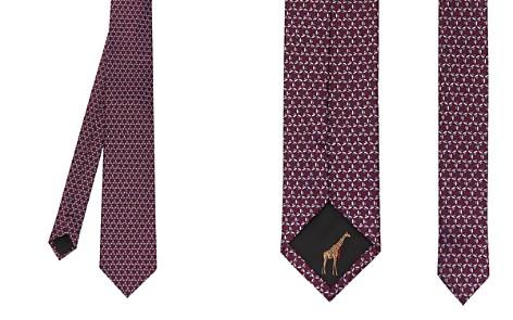 Ted Baker Balti Circle Geo Skinny Tie - Bloomingdale's_2