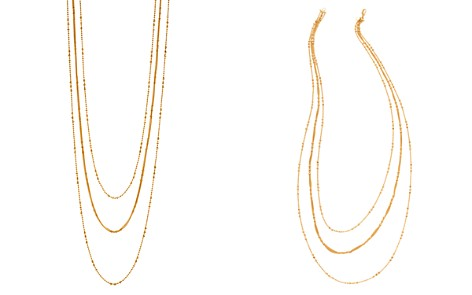 "Gorjana Margo Layered Chain Necklace, 31"" - Bloomingdale's_2"