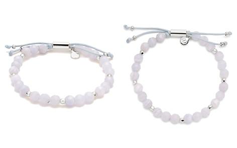 Gorjana Silver-Tone Large-Bead Bracelet - Bloomingdale's_2