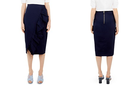 Ted Baker Cottoned On Malori Ruffled Skirt - Bloomingdale's_2