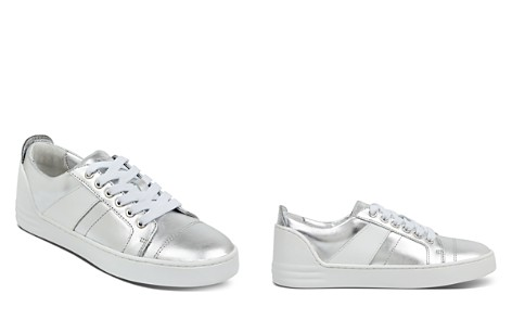 Marc Fisher LTD. Women's Candi Leather Low Top Lace Up Sneakers - Bloomingdale's_2