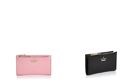 kate spade new york Cameron Street Mikey Leather Wallet - Bloomingdale's_2