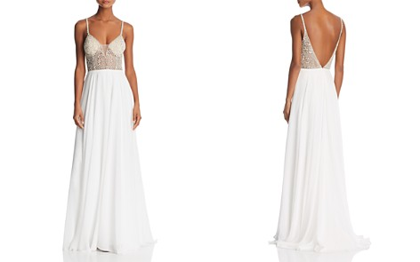 Jovani Fashions Embellished Bodice Gown - 100% Exclusive - Bloomingdale's_2