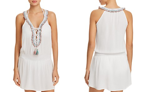 BECCA® by Rebecca Virtue Mardi Gras Dress Swim Cover-Up - Bloomingdale's_2