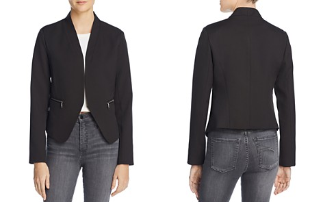 AQUA Zip Pocket Blazer - 100% Exclusive - Bloomingdale's_2