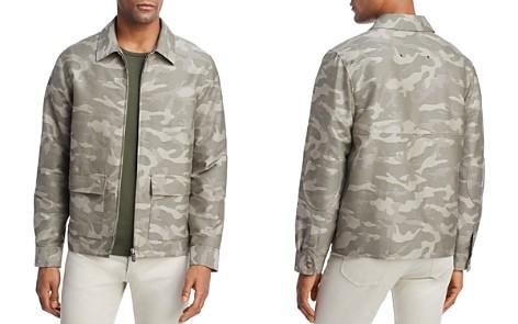 A.P.C. Crocket Camouflage Jacket - Bloomingdale's_2