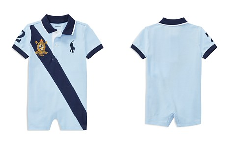Ralph Lauren Boys' Contrast-Stripe Polo Shortall - Baby - Bloomingdale's_2