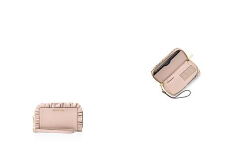 MICHAEL Michael Kors Large Flat Wallet Phone Case - Bloomingdale's_2