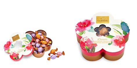 Godiva® Wrapped Chocolate Flower Gift Box - Bloomingdale's_2
