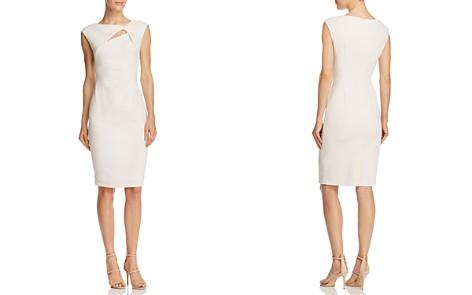 Adrianna Papell Cutout Sheath Dress - Bloomingdale's_2