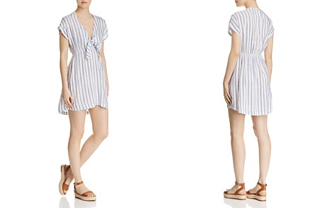 Rails Charlotte Tie Detail Striped Dress - Bloomingdale's_2