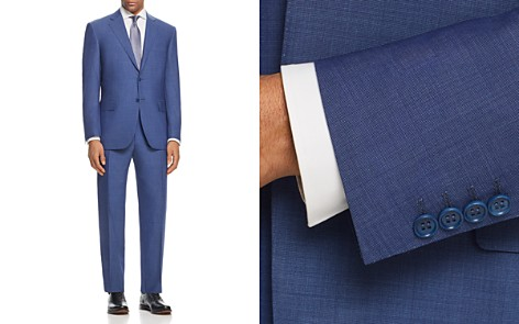 Canali End-on-End Impeccabile Classic Fit Suit - Bloomingdale's_2