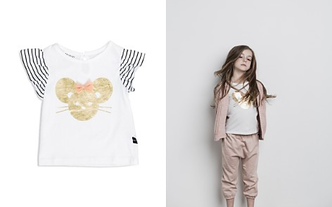 Huxbaby Girls' Mouse Tee - Baby - Bloomingdale's_2