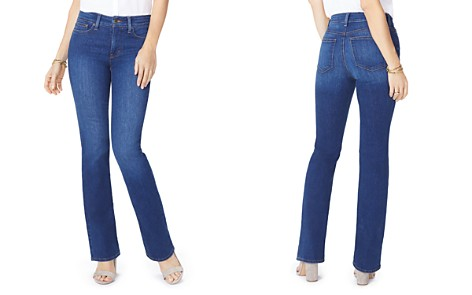 NYDJ Petites Barbara Bootcut Jeans in Cooper - Bloomingdale's_2