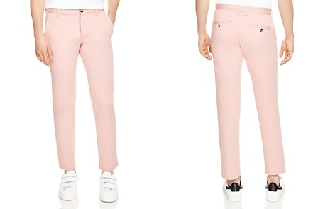 Sandro Stretch Cotton Slim Fit Chinos - Bloomingdale's_2
