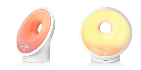 Philips Somneo Sunrise Wake Up and Sleep Therapy Light - Bloomingdale's Registry_2